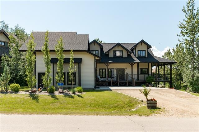 435 Summer Crescent, Rural Ponoka County, AB T4L 1V9 (#C4194761) :: Your Calgary Real Estate