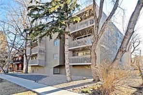 709 3 Avenue NW #204, Calgary, AB T2N 0J3 (#C4194765) :: Carolina Paredes - RealHomesCalgary.com