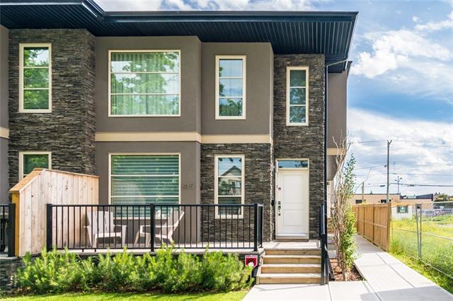 415 17 Avenue NW #2, Calgary, AB T2M 0N2 (#C4194782) :: Calgary Homefinders