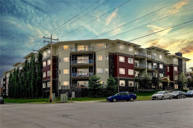 11 Millrise Drive SW #221, Calgary, AB T2Y 0K7 (#C4194791) :: Tonkinson Real Estate Team