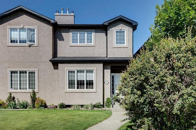 3921 1 Street NW, Calgary, AB T2K 0X2 (#C4194824) :: Tonkinson Real Estate Team