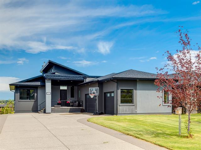 486 Rodeo Ridge, Rural Rocky View County, AB T3Z 3G2 (#C4194844) :: Redline Real Estate Group Inc