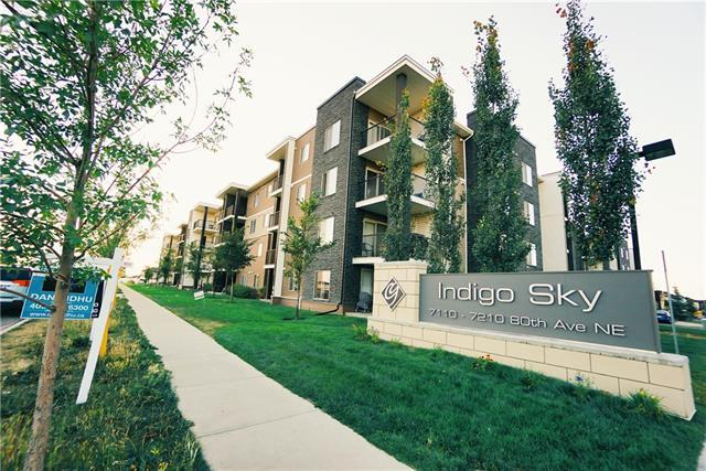 7130 80 Avenue NE #204, Calgary, AB T3J 0N5 (#C4194850) :: Tonkinson Real Estate Team