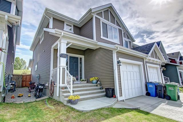438 River Heights Crescent, Cochrane, AB T4C 0T9 (#C4194855) :: The Cliff Stevenson Group