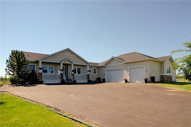 29 Ravencrest Drive, Rural Foothills M.D., AB T1S 0E8 (#C4194860) :: Calgary Homefinders