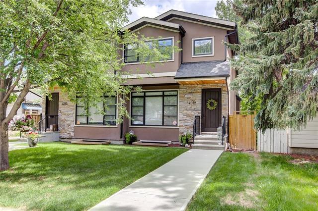 4012 2 Street NW, Calgary, AB T2K 0Y6 (#C4194861) :: Redline Real Estate Group Inc