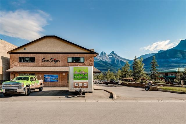 102 Bow Meadow Crescent Cansign - 1, Canmore, AB T1W 2W9 (#C4194865) :: Redline Real Estate Group Inc