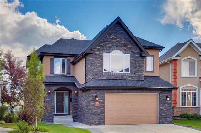 319 Tuscany Estates Rise NW, Calgary, AB T3L 0C6 (#C4194872) :: Calgary Homefinders