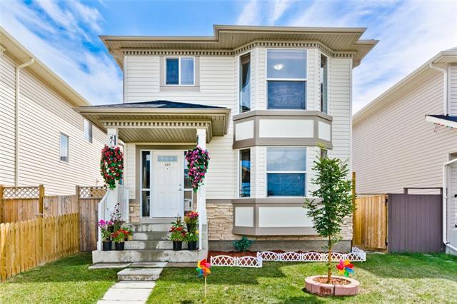 803 Taradale Drive NE, Calgary, AB  (#C4194880) :: Calgary Homefinders