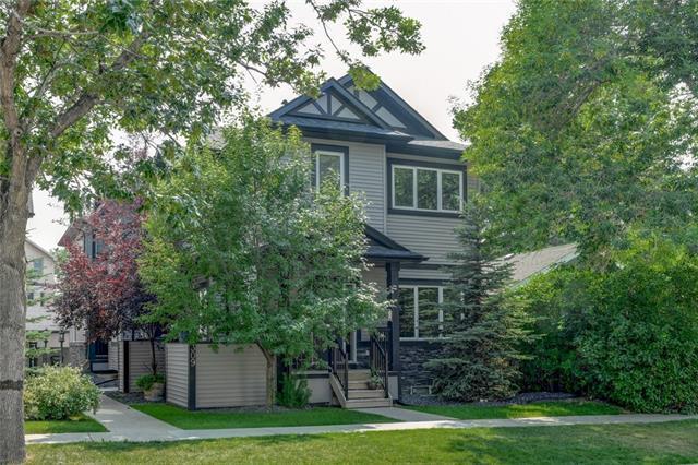 309 15 Avenue NE #1, Calgary, AB T2E 1H3 (#C4194924) :: Redline Real Estate Group Inc