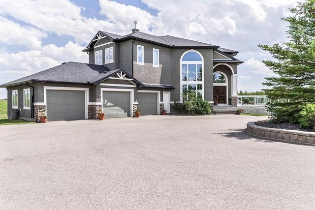82 Campbell Drive, Rural Rocky View County, AB T3L 2P5 (#C4194947) :: Calgary Homefinders
