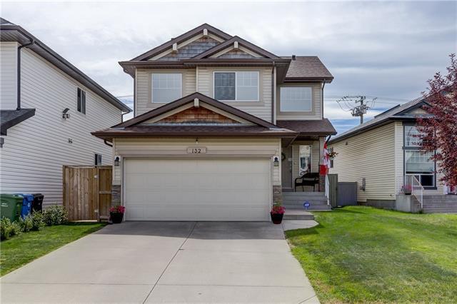 132 Chapalina Crescent SE, Calgary, AB T2X 3P1 (#C4194950) :: Tonkinson Real Estate Team