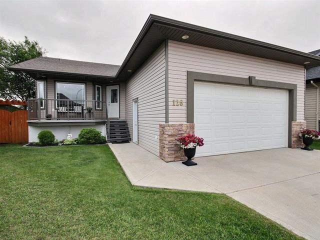 128 Camden Place, Strathmore, AB T1P 1Y2 (#C4194978) :: Calgary Homefinders
