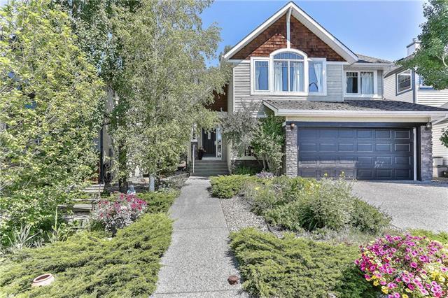 17 Hidden Creek Road NW, Calgary, AB T3A 6H3 (#C4194985) :: Calgary Homefinders