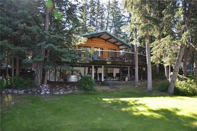 302 Bow River Drive, Harvie Heights, AB T1W 2W2 (#C4195025) :: Canmore & Banff