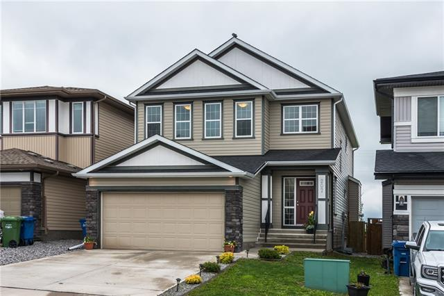 207 Reunion Grove NW, Airdrie, AB T4B 0Z3 (#C4195048) :: The Cliff Stevenson Group