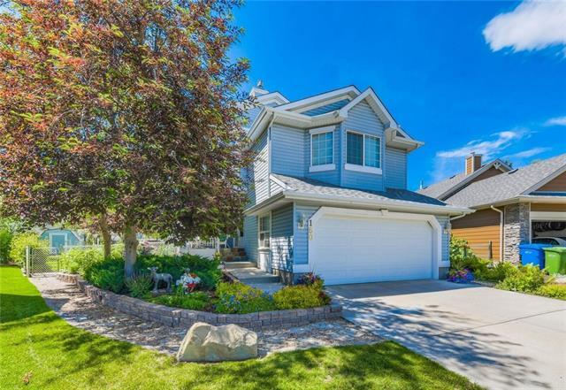 160 Lakeview Shores Court, Chestermere, AB T1X 1E7 (#C4195050) :: Redline Real Estate Group Inc