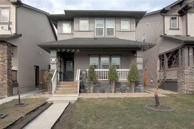 53 Skyview Ranch Boulevard NE, Calgary, AB T3N 0G8 (#C4195051) :: Carolina Paredes - RealHomesCalgary.com