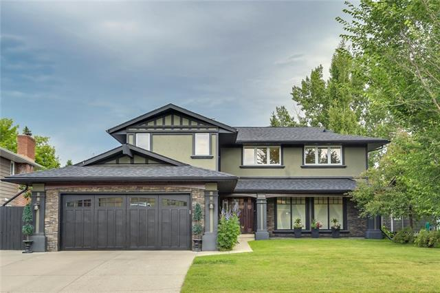 12315 Lake Moraine Rise SE, Calgary, AB T2J 2Z1 (#C4195063) :: Tonkinson Real Estate Team