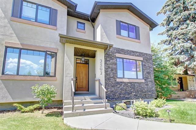 3503 Spruce Drive SW, Calgary, AB T3C 3A5 (#C4195069) :: Redline Real Estate Group Inc