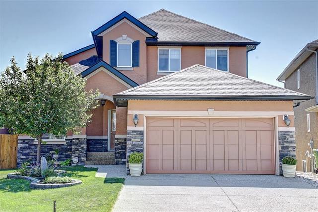 232 Panatella Green NW, Calgary, AB T3K 0M6 (#C4195170) :: Calgary Homefinders