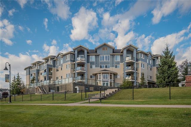 120 Country Village Circle NE #201, Calgary, AB T3K 0E4 (#C4195217) :: Canmore & Banff