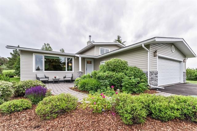 20 Mount Vista Estates, Rural Rocky View County, AB T4C 1A1 (#C4195222) :: Redline Real Estate Group Inc