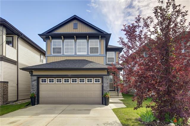32 Auburn Bay Avenue SE, Calgary, AB T3M 0K7 (#C4195245) :: Carolina Paredes - RealHomesCalgary.com