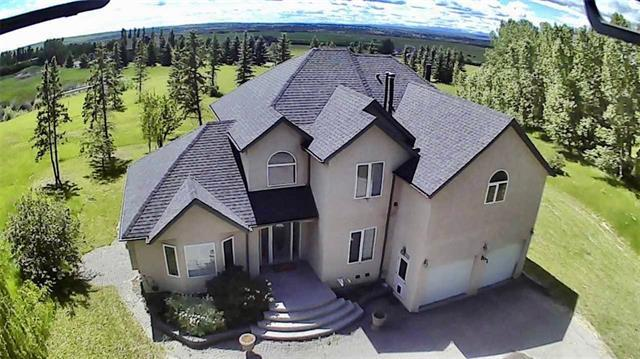 25273 Lower Springbank Road, Rural Rocky View County, AB T3Z 3K6 (#C4195283) :: Calgary Homefinders