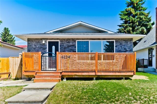 6720 Huntchester Road NE, Calgary, AB T2K 5E7 (#C4195292) :: Tonkinson Real Estate Team