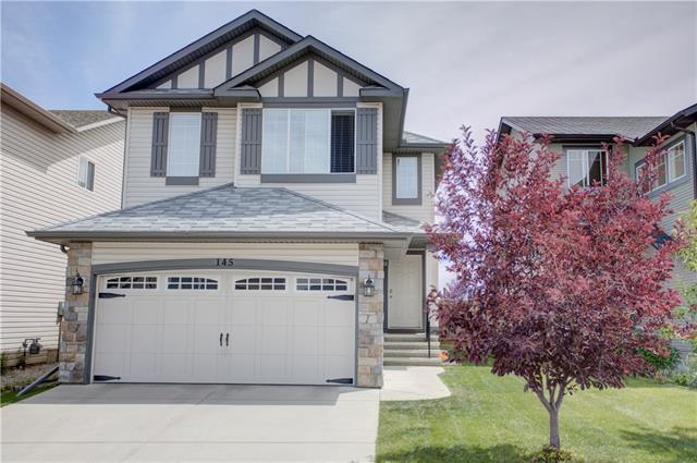 145 Brightonstone Gardens SE, Calgary, AB T2Z 0C9 (#C4195315) :: Calgary Homefinders