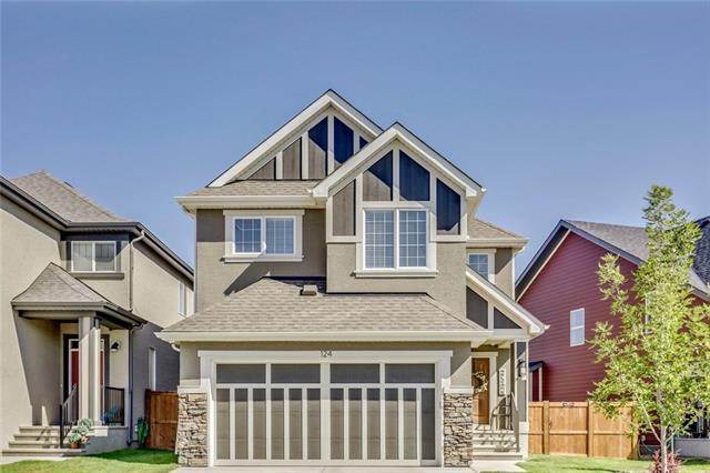 124 Masters Rise SE, Calgary, AB T3M 2L5 (#C4195334) :: Tonkinson Real Estate Team