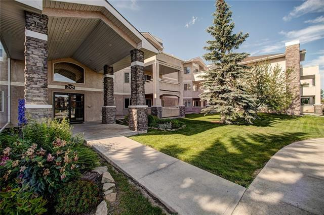 20 Country Hills View NW #117, Calgary, AB T3K 5A3 (#C4195351) :: Redline Real Estate Group Inc