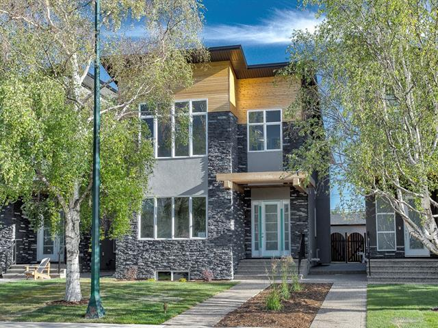 809 20A Avenue NE, Calgary, AB T2E 1S1 (#C4195352) :: Tonkinson Real Estate Team