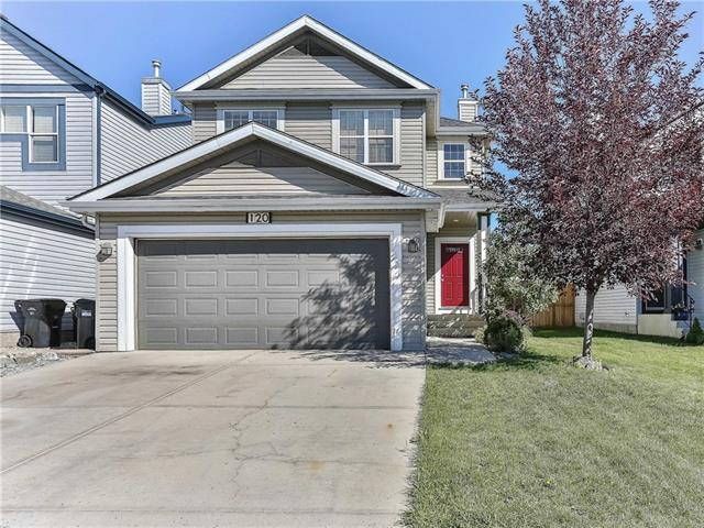 120 Copperfield Green SE, Calgary, AB T2Z 4T9 (#C4195371) :: Tonkinson Real Estate Team