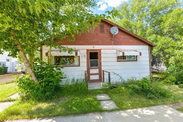 110 2nd Avenue E, Delia, AB T0J 0W0 (#C4195377) :: Calgary Homefinders