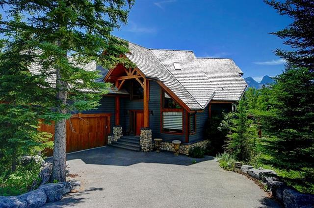 517 Silvertip Road, Canmore, AB T1W 3H3 (#C4195384) :: Canmore & Banff