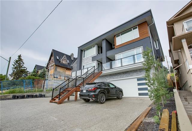 703 13A Street NE, Calgary, AB T2E 4S4 (#C4195407) :: Calgary Homefinders