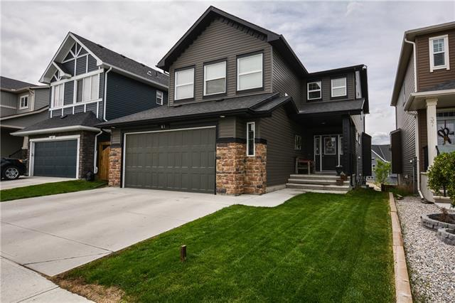 41 Ravenskirk Close SE, Airdrie, AB T4A 0S9 (#C4195419) :: Tonkinson Real Estate Team