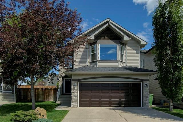 263 Springborough Way SW, Calgary, AB T3H 5M8 (#C4195425) :: Tonkinson Real Estate Team
