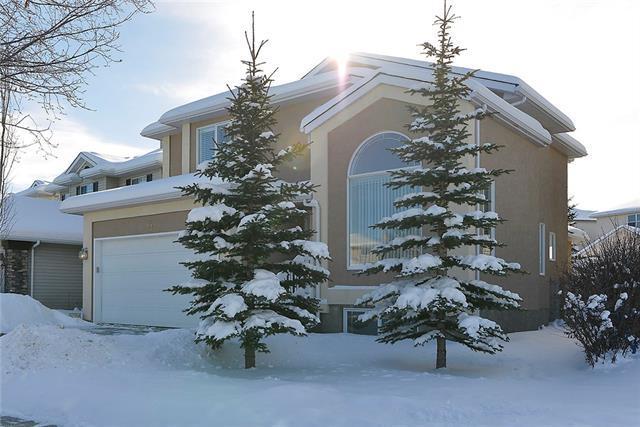 73 Hidden Ranch Boulevard NW, Calgary, AB T3N 5N7 (#C4195430) :: Calgary Homefinders