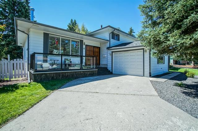 4 Oakview Place SW, Calgary, AB T2V 3Z9 (#C4195439) :: Canmore & Banff