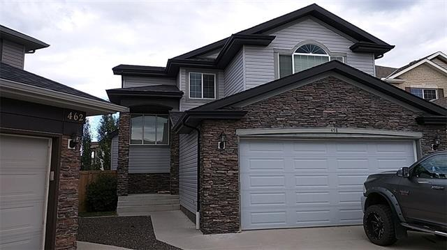 458 Chaparral Ravine View SE, Calgary, AB T2X 0A5 (#C4195446) :: Your Calgary Real Estate