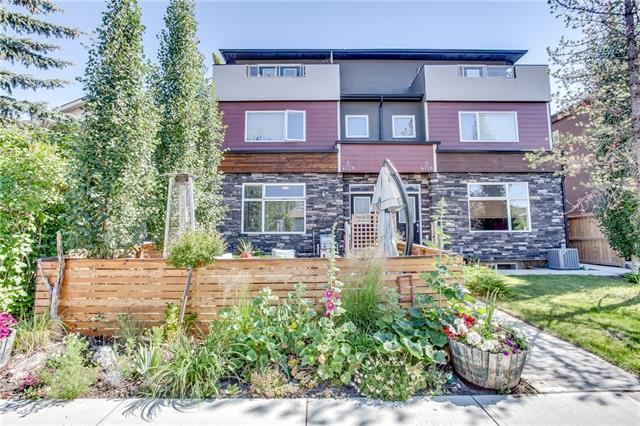 4728 17 Avenue NW #1, Calgary, AB T3B 0P5 (#C4195459) :: Carolina Paredes - RealHomesCalgary.com