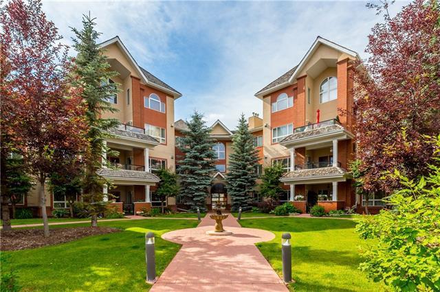 60 Sierra Morena Landing SW #117, Calgary, AB T3H 5H1 (#C4195474) :: Tonkinson Real Estate Team