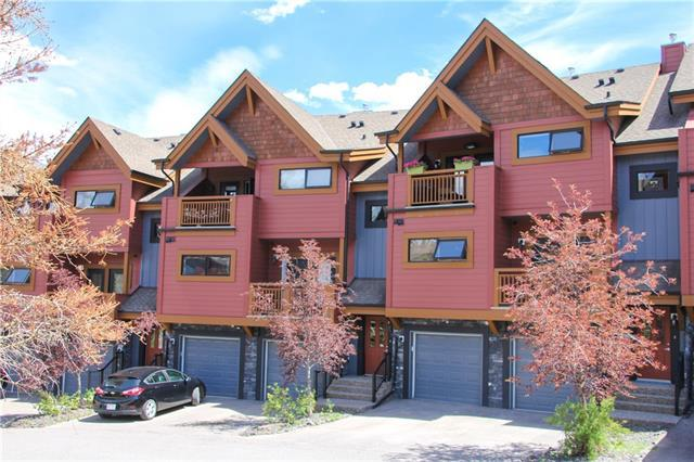 80 Dyrgas Gate #322, Canmore, AB T1W 3M7 (#C4195476) :: Canmore & Banff
