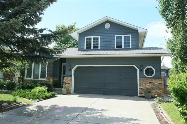 16535 Sunhaven Road SE, Calgary, AB T2X 2L7 (#C4195481) :: Tonkinson Real Estate Team