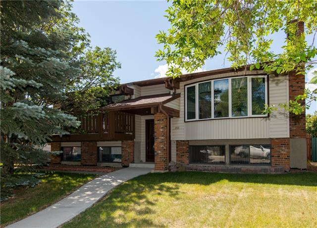 211 Templeview Way NE, Calgary, AB T1Y 3S4 (#C4195504) :: Your Calgary Real Estate