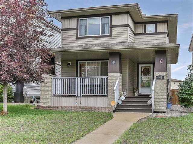 466 Sagewood Drive SW, Airdrie, AB T4B 3N2 (#C4195514) :: The Cliff Stevenson Group