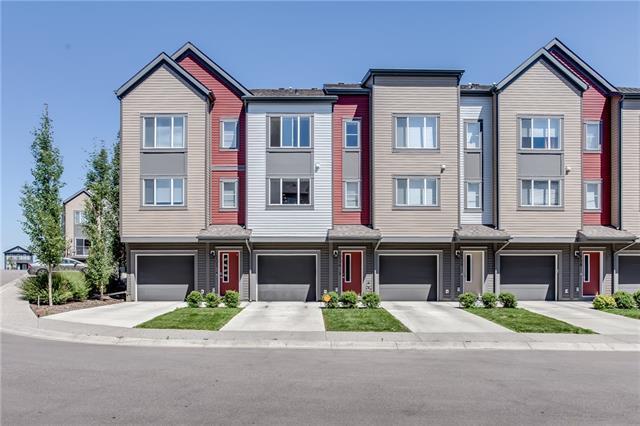 204 Copperpond Row SE, Calgary, AB  (#C4195532) :: Tonkinson Real Estate Team